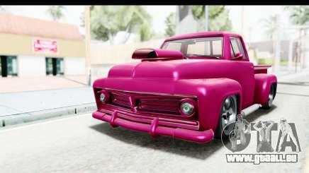 GTA 5 Vapid Slamvan Custom IVF für GTA San Andreas