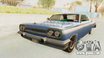 GTA 5 Declasse Voodoo Alternative v2 PJ pour GTA San Andreas