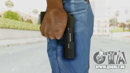 GTA 5 Hawk & Little Combat Pistol pour GTA San Andreas