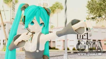 MMD Hatsune Miku pour GTA San Andreas