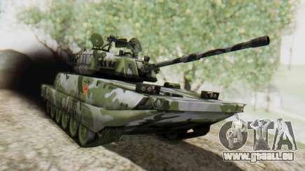 Norinco Type 63 für GTA San Andreas