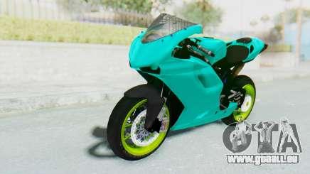 Ducati 1098R Streetrace für GTA San Andreas