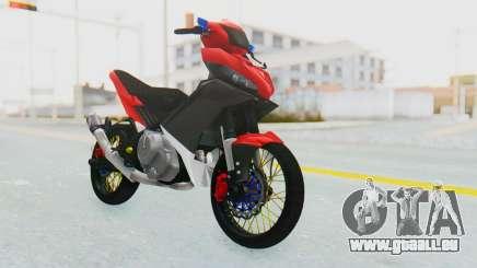 Yamaha Jupiter MX 135 Semi Roadrace für GTA San Andreas