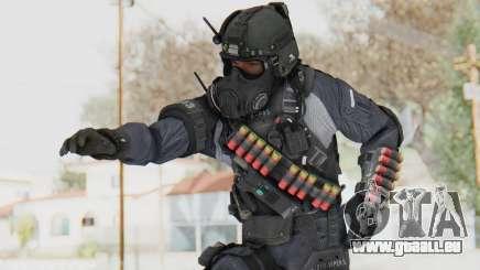 Federation Elite Shotgun Original pour GTA San Andreas