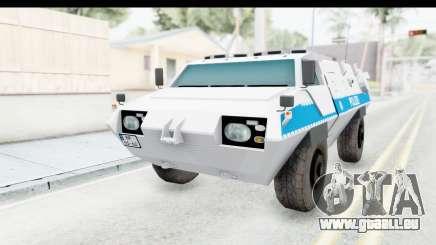 Hermelin TM170 Polizei pour GTA San Andreas