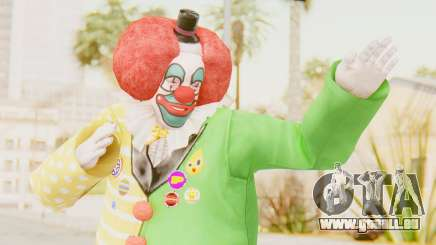 Dead Rising - Adam Macintyre The Clown pour GTA San Andreas