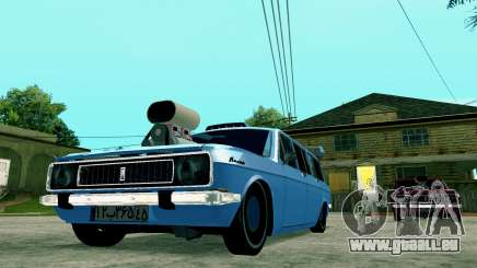 IKCO Paykan StiTion Sport pour GTA San Andreas