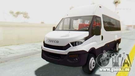 Iveco Daily Minibus 2015 für GTA San Andreas