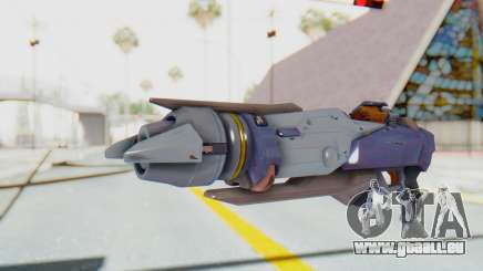 Pharah Mechaqueen Rocket pour GTA San Andreas
