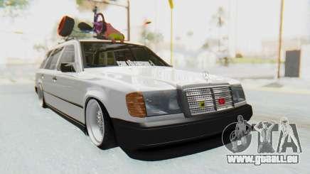 Mercedes-Benz W124 Stance Works für GTA San Andreas