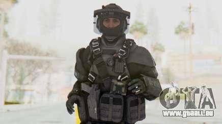 Federation Elite LMG Tactical pour GTA San Andreas