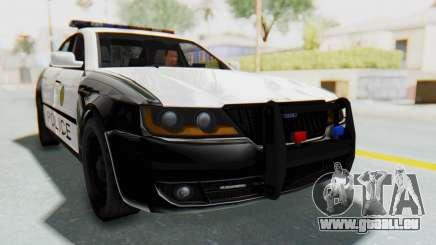 ASYM Desanne XT Pursuit v3 pour GTA San Andreas