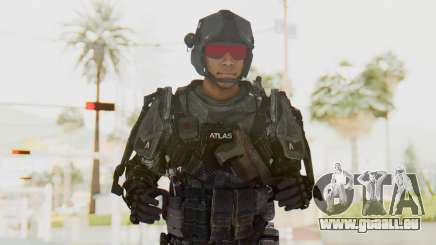 CoD Advanced Warfare ATLAS Soldier 2 pour GTA San Andreas