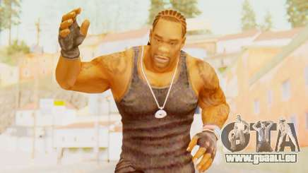 Def Jam Fight For New York - Busta Rhymes pour GTA San Andreas