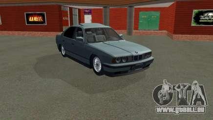 BMW 535i Gang für GTA San Andreas