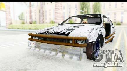 Chevrolet Caprice 2012 End Of The World für GTA San Andreas