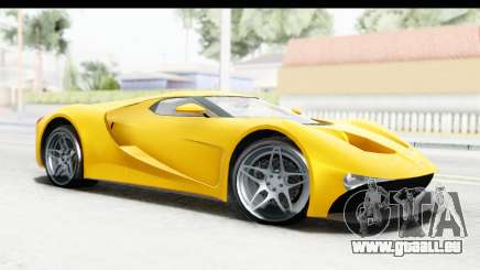 GTA 5 Vapid FMJ pour GTA San Andreas