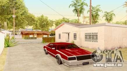New Tahoma from GTA 5 pour GTA San Andreas