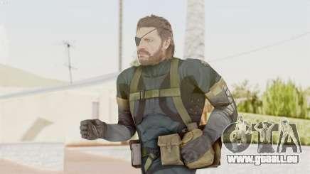 MGSV Phantom Pain Big Boss SV Sneaking Suit v2 pour GTA San Andreas