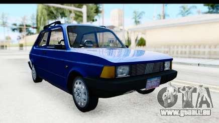 Fiat 147 Spazio TR Stock pour GTA San Andreas