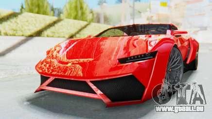 GTA 5 Pegassi Reaper IVF pour GTA San Andreas