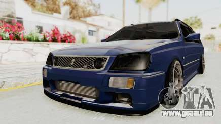Nissan Stagea WC34 1996 pour GTA San Andreas