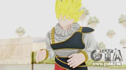 Dragon Ball Xenoverse Goku Yardrat Clothes SSJ pour GTA San Andreas