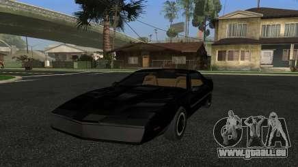 K.I.T.T. 2000 Pilot für GTA San Andreas