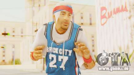 Def Jam Fight For New York - Redman pour GTA San Andreas