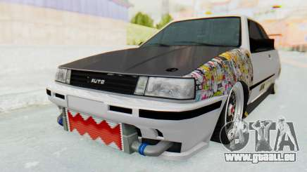 GTA 5 Futo Drift pour GTA San Andreas
