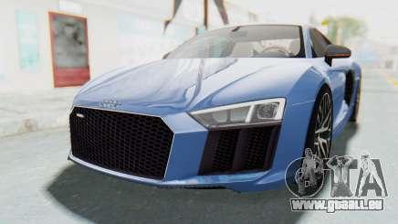 Audi R8 2017 für GTA San Andreas