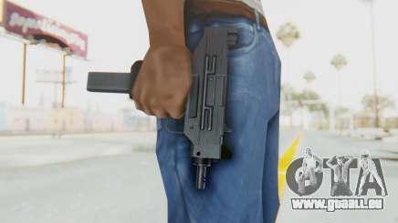 Mini Micro Uzi v1 für GTA San Andreas