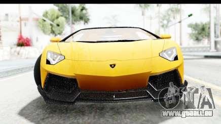 Lamborghini Aventador LP700-4 LB Walk für GTA San Andreas