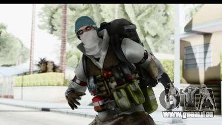 The Division Last Man Battalion - Medic für GTA San Andreas