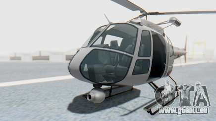 GTA 5 News Chopper Style Weazel News für GTA San Andreas