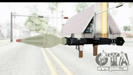 GTA 5 Shrewsbury Rocketlauncher pour GTA San Andreas