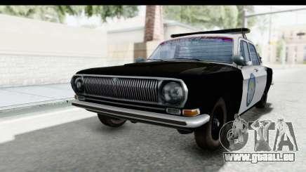 ГАЗ 24 la Police Highway Patrol pour GTA San Andreas