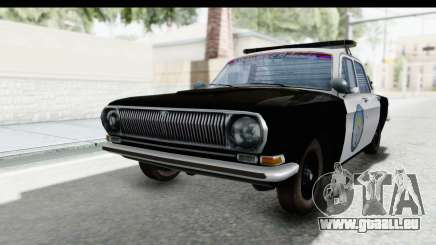 ГАЗ 24 Polizei Highway Patrol für GTA San Andreas