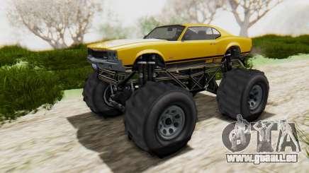 Declasse Sabre Turbo XL für GTA San Andreas