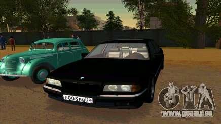 BMW 740i E38 pour GTA San Andreas