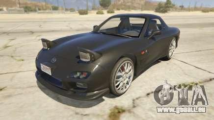 2002 Mazda RX-7 Spirit R Type für GTA 5