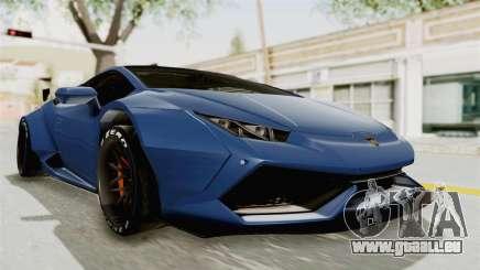 Lamborghini Huracan Stance Style pour GTA San Andreas
