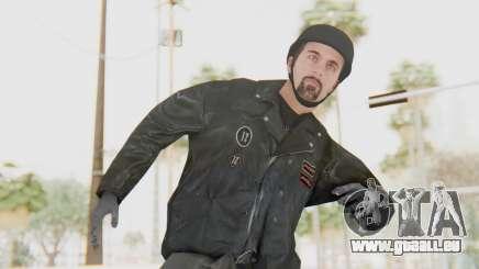 GTA 5 Lost Gang 1 pour GTA San Andreas