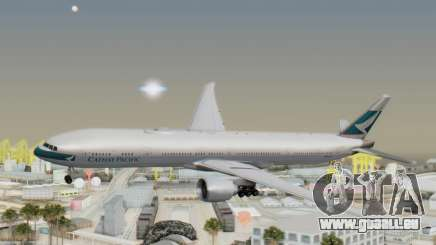 Boeing 777-300ER Cathay Pacific Airways v1 für GTA San Andreas
