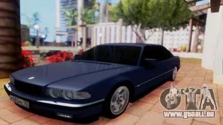 BMW 750 pour GTA San Andreas