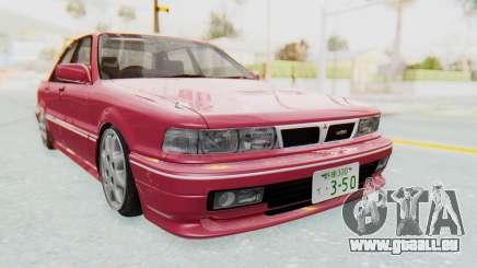 Mitsubishi Galant VR4 1992 pour GTA San Andreas