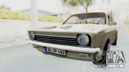 Opel Kadett C Coupe pour GTA San Andreas