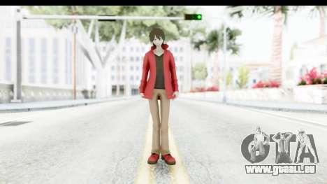 Shintaro Kirasagi (Kagerou Project) für GTA San Andreas zweiten Screenshot