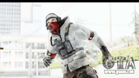The Division Last Man Battalion - Leader pour GTA San Andreas