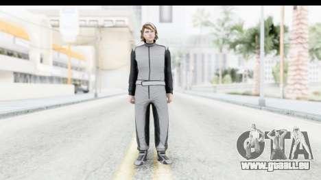 GTA 5 Online Cunning Stunts Skin 1 pour GTA San Andreas deuxième écran